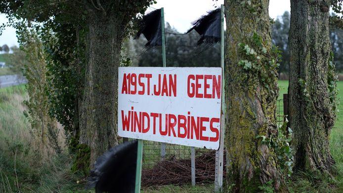 Burgerplatform Frontwind Sint-Jan haalt eerste slag thuis, maar het is uiteindelijk de provincie die de eindbeslissing neemt.
