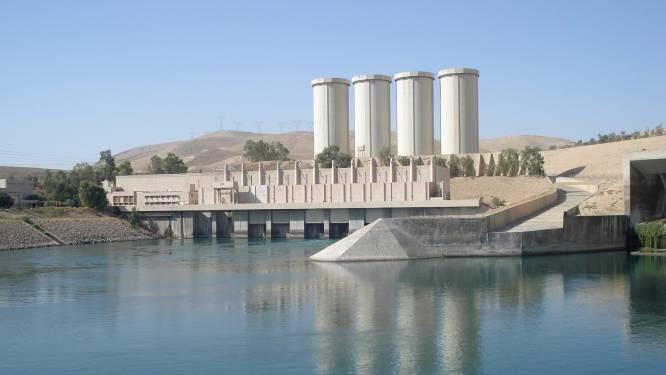 """""""VS voeren luchtaanvallen uit op grootste dam van Irak"""""""
