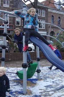 'Eindelijk weer kinderstemmen in het weekeinde'