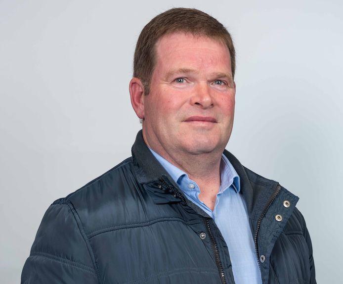 Raadslid Herman Van Boven: verrast door het antwoord van burgemeester Nachtergaele over het Landschapspark Vlaamse Ardennen.