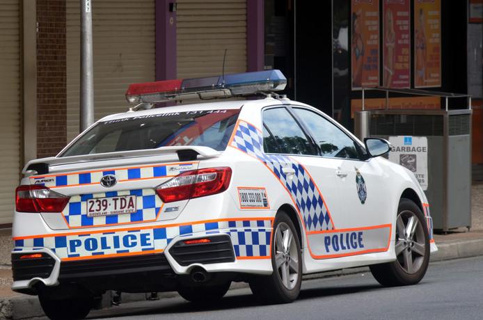 Archiefbeeld ter illustratie: een Australische politiewagen