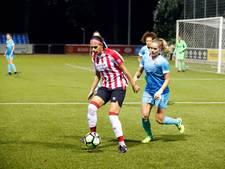 Voetbalsters PSV nemen koppositie over van FC Twente
