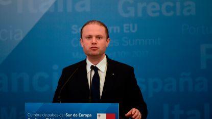 """""""Malta wordt geen migrantencentrum"""""""