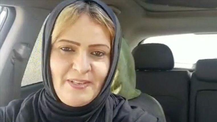 Hanan Al-Barasi Beeld