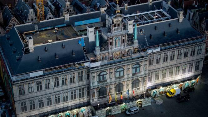 Gezocht: uitbater voor publiek deel van gerestaureerd Antwerpse stadhuis