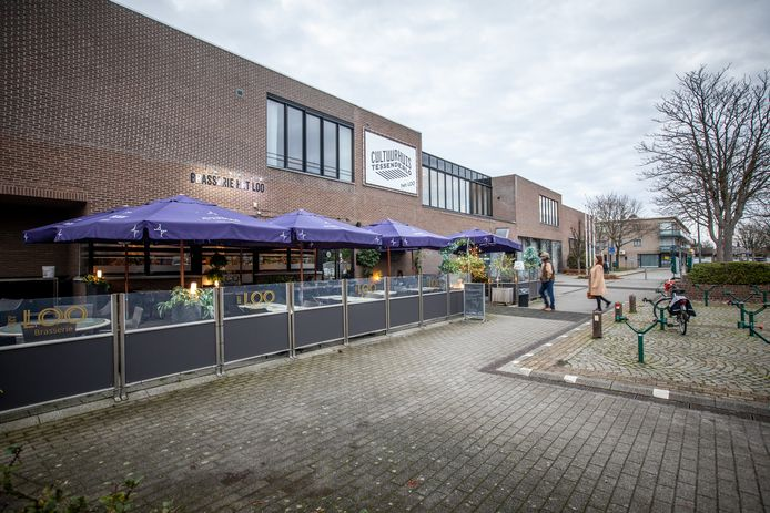 Cultuurhuis 'Het Loo' in Tessenderlo.