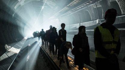 "Afwerking premetrotunnel Kerk- en Pothoekstraat kan al in 2023-2024: ""700.000 extra reizigers"""
