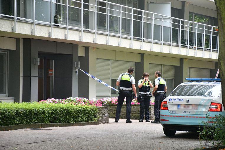 De politie deed nog nazicht in de buurt, maar de inbreker werd niet gevonden.
