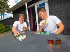 BMX-broertjes Kimmann delen dezelfde passie én stacaravan