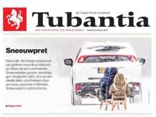 Hier kunt u TC Tubantia vandaag (gratis) digitaal lezen