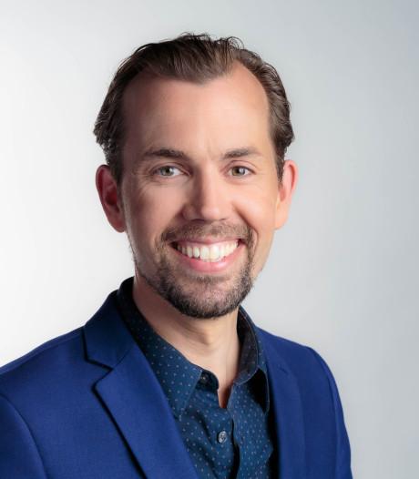 Woelig jaar voor NPO-radiobaas Jurre Bosman uit Enschede