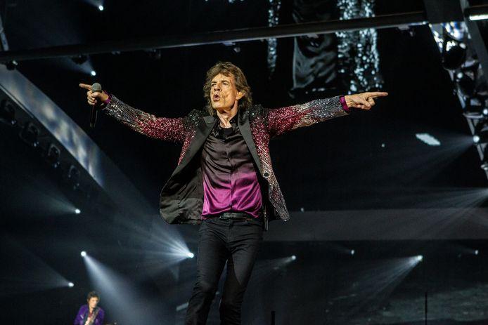 Mick Jagger van The Rolling Stones