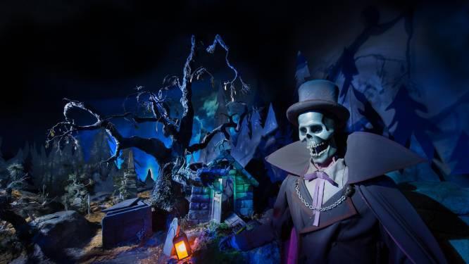 Disneyland Paris zorgt dit jaar opnieuw voor heel veel halloween- en kerstsfeer
