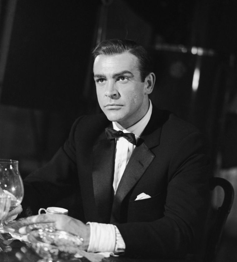 Sean Connery als James Bond in 'You Only Live Twice' Beeld Getty