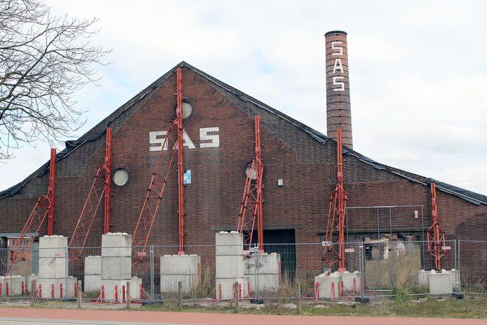 Steenbakkerij Sas in Sint-Jozef-Rijkevorsel.