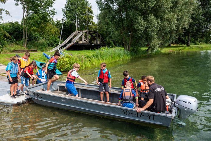 Valburg, 27 juli 2021. Ome Joops Tour bij Watergoed. dgfoto . Foto: Gerard Burgers