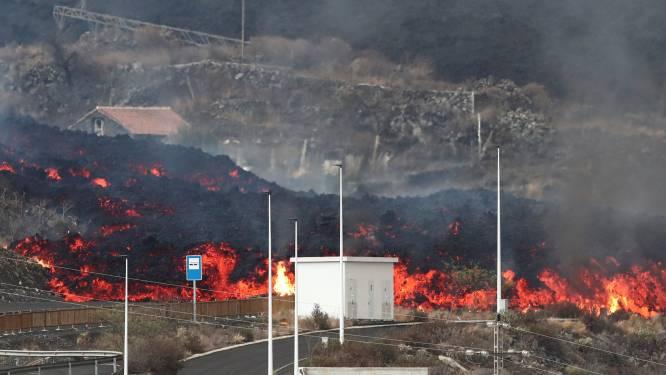 Heter, dunner, sneller: weer evacuaties om lavastromen op het eiland La Palma, ook tal van aardbevingen geregistreerd