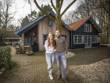Danieck (24) straks eigenaar van Theehuis Dennenoord in Nutter, waar ze ooit een bijbaantje had