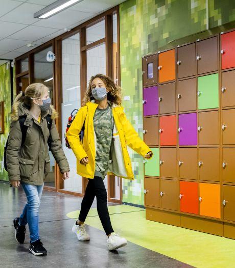 Locatie Bonhoeffer College heeft corona-uitbraak onder controle, school mag maandag weer open