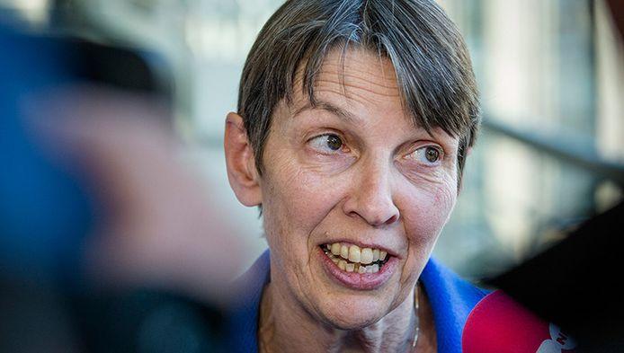 Staatssecretaris Jetta Klijnsma van Sociale Zaken
