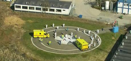 De Ronde: Helden UZ Antwerpen zwaaien naar ons