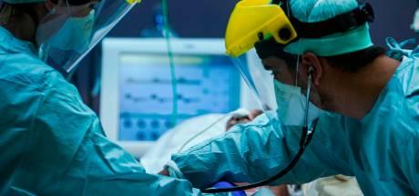Protocol: zorgpersoneel krijgt voorrang bij tekort aan IC-bedden