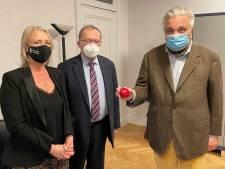 La Fondation Prince Laurent ouvre un nouveau dispensaire animalier à Liège