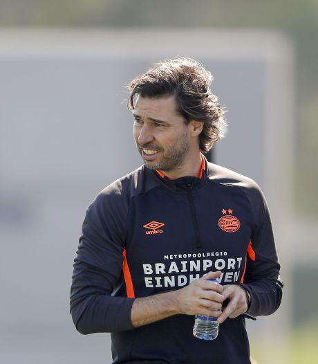 John de Jong blijft aan als technisch manager van PSV