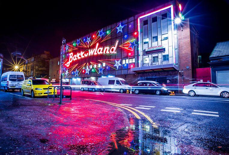Barrowland Ballroom in Glasgow. Beeld Alamy Stock Photo