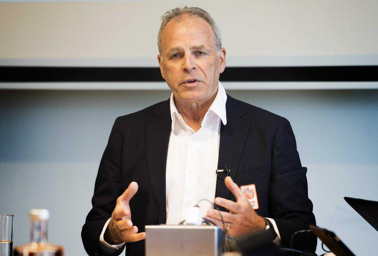 Gerard Dielessen, algemeen directeur van de NOC-NSF Beeld ANP