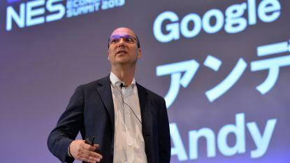 """""""Topman Rubin verliet Google met 150 miljoen dollar na beschuldiging van verkrachting"""""""