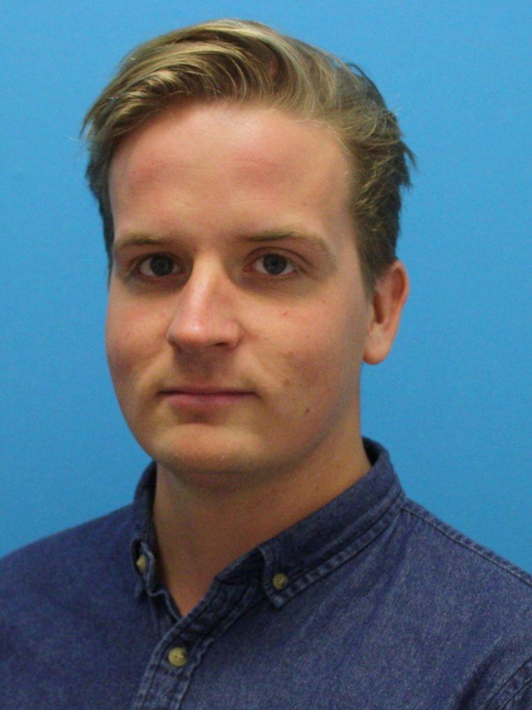 Sisco van Veen: 'We hebben veel patiënten met een depressie, en die moesten nu twee weken totaal geïsoleerd op bed liggen'. Beeld