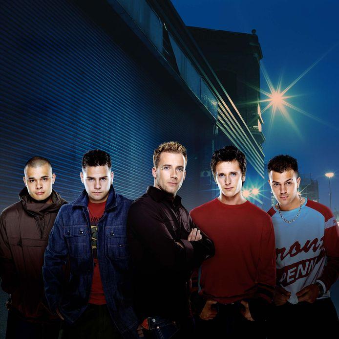 Na meer dan 20 jaar maakt Five een comeback.