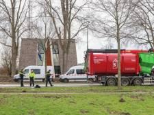 Meisje (17) overleden na botsing met vuilniswagen