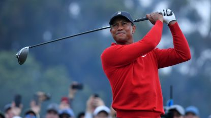Naar Tokio of niet? Tiger Woods zakt naar 8e plaats op wereldranking