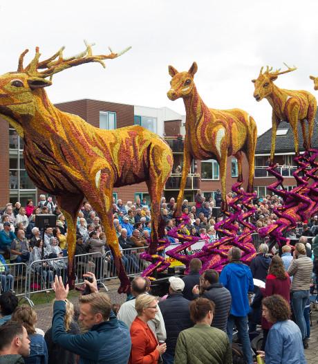 Geen Bloemencorso Lichtenvoorde door corona: 'De enige juiste beslissing'