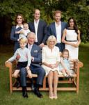 De nieuwe Firm zal bestaan uit Charles, Camilla, William, Kate, George, Charlotte en Louis. Harry en Meghan zullen geen deel meer uitmaken van de officiële monarchie.