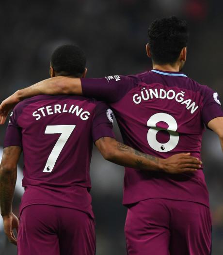 Gündogan voelt de pijn van Sterling: 'Hoort niet in de wereld thuis'