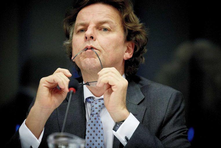 Minister van Buitenlandse Zaken Bert Koenders. Beeld anp
