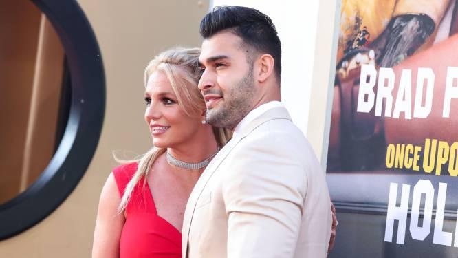 Verloofde van Britney Spears is niet te spreken over nieuwe documentaire 'Britney Vs. Spears'
