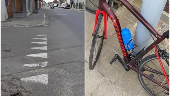 Samuel (29) aangereden door bromfietser tijdens fietstocht, aanrijder slaat op de vlucht