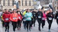 Ruim 900 lopers en stappers in Trial Oudenaarde  van Lions Vlaamse Ardennen