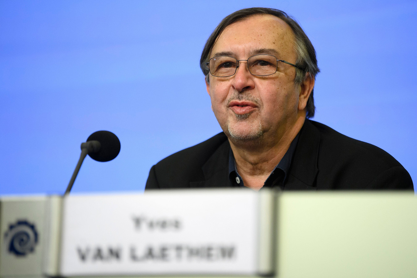 Yves Van Laethem, porte-parole Covid-19.