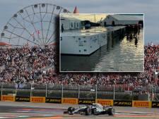 Regen verwacht bij Formule 1-race in Sotsji: paddock al ondergelopen