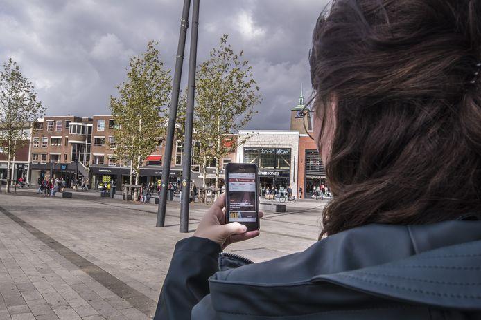 Het wifisignaal op je telefoon vertelt waar je bent en hoe vaak je terugkomt.