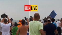 HITTEBLOG. 20 leden van Afrikaanse jeugdbende uit Brussel gearresteerd na vechtpartij Blankenberge - Oostende sluit station dan toch niet als andere kuststations openblijven