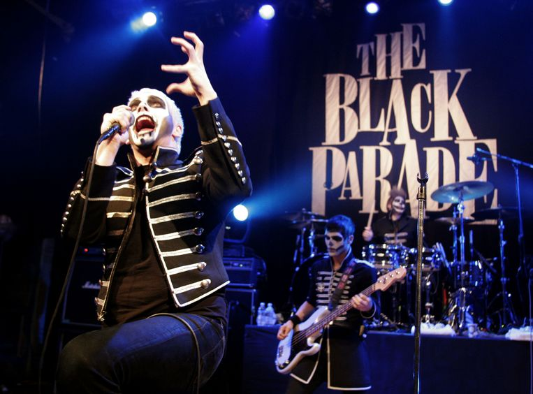 My Chemical Romance Beeld WireImage for AOL Music