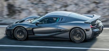 Porsche stapt in bij onbekende Kroatische EV-fabrikant
