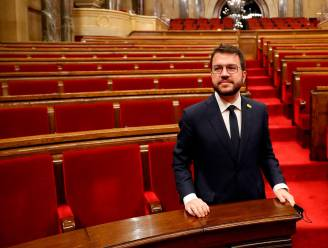 Separatist Pere Aragonès wordt nieuwe minister-president van Catalonië