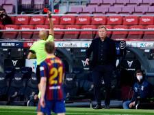 Koeman krijgt steun van Spaanse media: 'Barcelona gaat de stem van zijn leider missen'